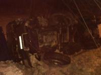 Ночью на дорогах Новгородской области погибли четыре человека