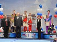 Новгородские акробаты представят Россию на первенстве Европы