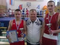 Новгородские боксеры выиграли всероссийский турнир в Санкт-Петербурге