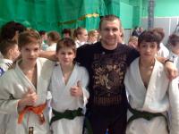 Новгородские дзюдоисты выступят на первенстве России