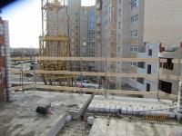 Новгородский «Деловой партнер» установил ограждения на стройке после падения каменщика