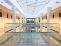 Польша глазами новгородки: прозрачный пол на нулевом этаже