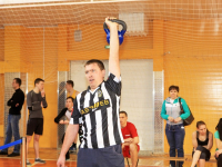Пройдя через семь испытаний новгородцы победили в командном зачете по ГТО