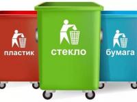 Только 1% новгородцев имеют доступ к раздельному сбору отходов