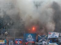 «Тосно» и «Динамо» заплатят за нарушения в ходе матча на новгородском стадионе «Электрон»