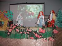 В Малой Вишере появился свой кукольный театр