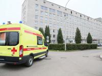 За год в стационаре областной больницы лечилась 21 тысяча пациентов