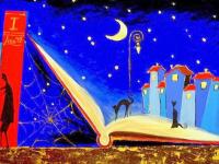 21 апреля в Новгородской библиотеке во время «Библионочи» расскажут про Китовраса