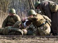 9 апреля в Тёсово-Нетыльском пройдёт реконструкция боёв весны 1942 года