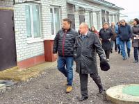 Андрей Никитин пообещал поддержку  кадетской школе в Солецком районе