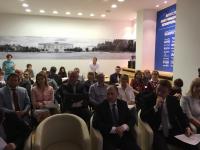 Форсайт-сессия в новгородском Доме печати: обсуждение инвестиционных проектов в сфере туризма