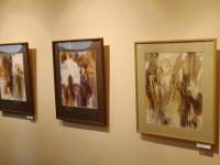 Художественные взгляды России и Беларуси: в НовГУ открылась выставка