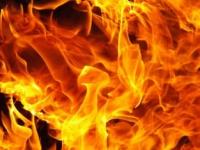 Ночью в «круглом гараже» Великого Новгорода сгорел автобус