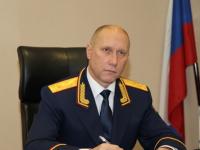 Новый руководитель СУ СКР по Новгородской области официально представлен сотрудникам управления