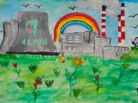 ПАО «Акрон» проводит конкурс детских рисунков, приуроченный к 50-летию предприятия
