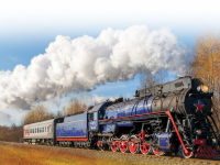 Петербуржцы приедут в Великий Новгород на ретропоезде
