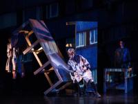 Премьера театра «Малый»: Однажды среди себя в пустоте