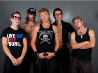 Рок-группа F.P.G. зажжет в Великом Новгороде