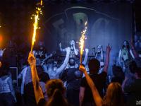 В Великом Новгороде к зрителям панк-концерта FPG присоединилась свадьба