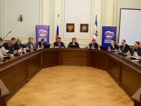В Великом Новгороде региональный политсовет «Единой России» принял ряд важных решений