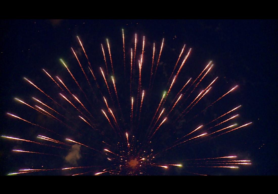 Во сколько будет новогодний фейерверк в Великом Новгороде?