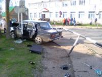 Андрей Гаан о ДТП в Марево: «Выводы о виновности того или иного водителя рано делать»