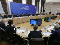 Андрей Никитин принял участие в обсуждении развития студенческого предпринимательства на заседании совета при президенте РФ