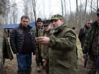 Андрей Никитин вступил в поисковую экспедицию «Долина»
