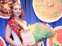 Как в сказке: «Ярославна-2017» — студентка института экономики и управления НовГУ Арина Максимова
