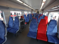 На майские праздники поезд «Ласточка» стал в два раза больше