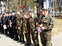 Новгородские сотрудники Росгвардии вошли в тройку лучших в СЗФО по служебному биатлону