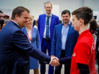 Новгородский студент выступил в финале V чемпионата «Молодые профессионалы» в Краснодаре
