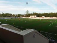 Первый матч в третьем дивизионе «Электрон» сыграл вничью