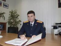 Первым замруководителя СУ СК РФ по Новгородской области назначен Максим Лукичев