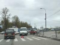В ДТП в Великом Новгороде на перекрестке Нехинская-Октябрьская есть пострадавший