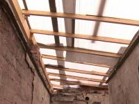 В горевшем доме в Панковке завершились аварийно-восстановительные работы