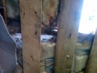 В Панковке в многоквартирном доме люди остались без крыши