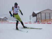 В сборную России по лыжным гонкам вошел спортсмен из Новгородской области