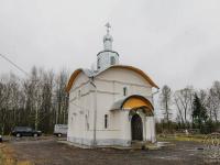 В старорусском Марфине освящен храм в честь образа Спаса Нерукотворного