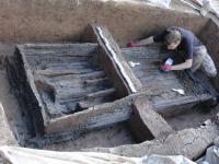 В Великом Новгороде обнаружено кладбище тысячелетней давности