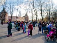 В Великом Новгороде прошло «Доброе воскресенье»