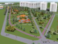 Жители Завокзального микрорайона примут участие в публичных слушаниях по обустройству парка Юности