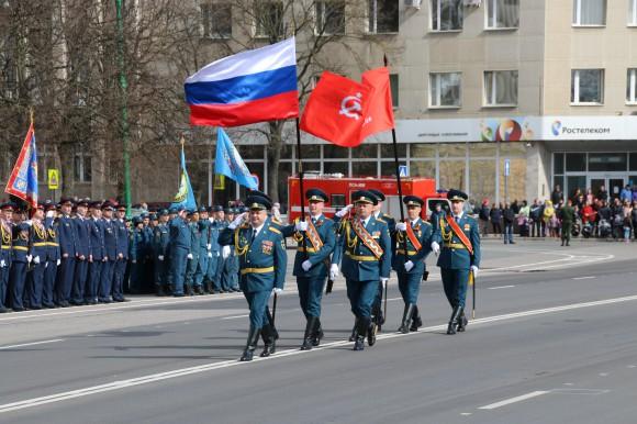 Как будет перекрыто движение в центре Великого Новгорода 5, 8 и 9 мая?