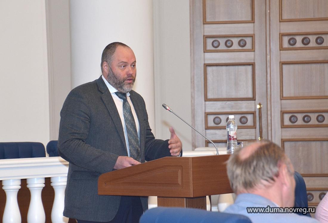 Николай Новичков: «Я остаюсь советником губернатора Новгородской области на общественных началах»