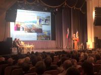 Андрей Никитин провел двухчасовую встречу в зале с полутысячей новгородцев в режиме «вопрос-ответ»