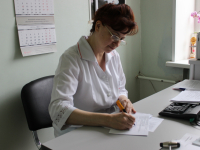 Доктор Власова: «Врачом нужно родиться»