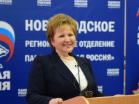 Елена Писарева: «Встречи на предварительном голосовании были очень эффективными как для самих участников, так и для избирателей»