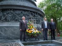 К следующему юбилею города Андрей Никитин пообещал новгородцам новые поводы для гордости