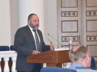 Николай Новичков рассказал народным избранникам о планах «Руси Новгородской»