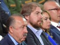 Новгородец на прямой линии президента пообщался с Валерием Газзаевым на осетинском языке